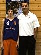 Steffen Fischer & Bundestrainer Bauermann