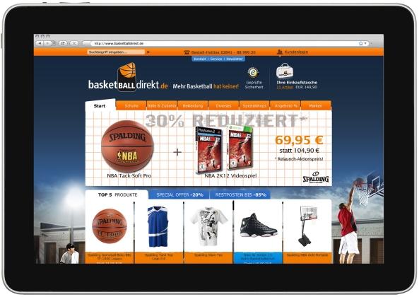 2012 basketballdirekt relaunch 1