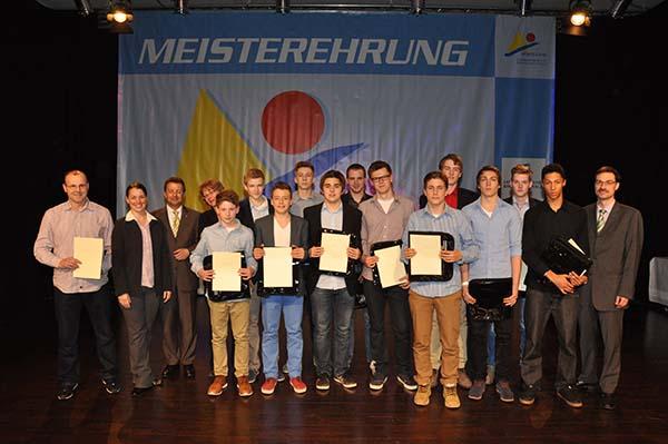 Meisterehrung2012