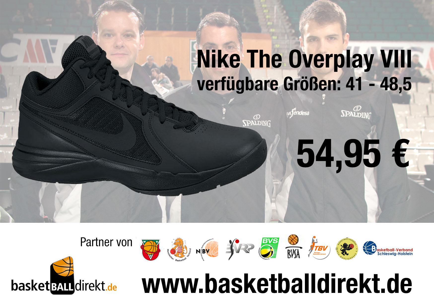Flyer Nike Schiedsrichterschuh