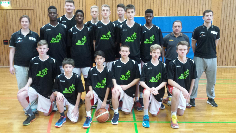 Turnier Team SGSW Steinbach 2015-klein